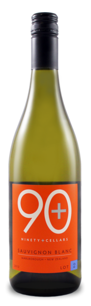 90+ Ninety Plus Cellars Lot 2 Sauvignon Blanc 2016