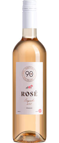 2020 90+ Ninety Plus Cellars Languedoc Lot 33 Rose