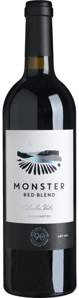 90+ Ninety Plus Cellars Monster Red Blend Lot 100 2014