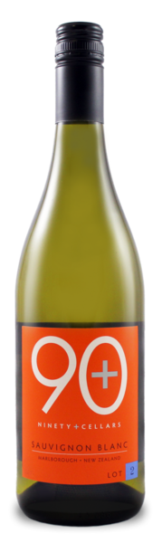 90+ Ninety Plus Cellars Lot 2 Sauvignon Blanc 2017
