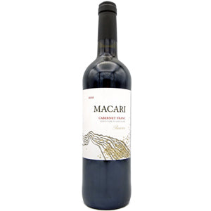 2014 Macari Vineyards Cabernet Franc