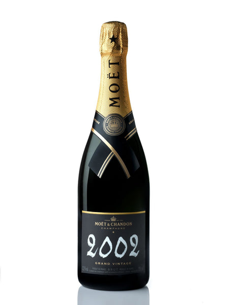 Moet & Chandon Brut Grand Vintage 2002