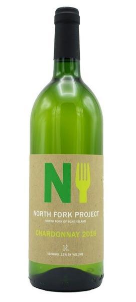 2017 North Fork Project Chardonnay