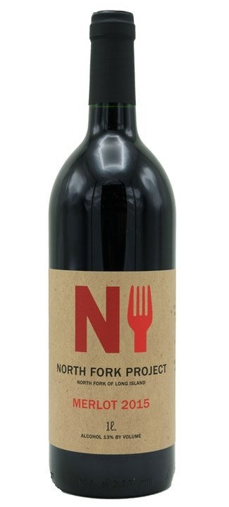 2016 North Fork Project Merlot