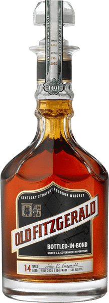Old Fitzgerald 100 Proof Bottled in Bond 14 Year Old Bourbon Whiskey
