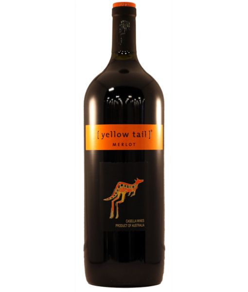 2015 Yellow Tail Merlot