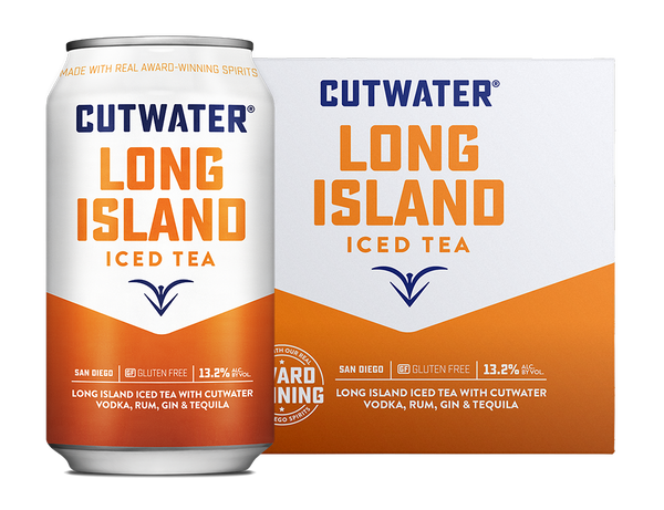 NV Cutwater Spirits Long Island Iced Tea