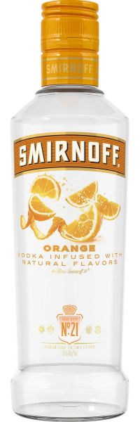 Smirnoff Orange Vodka Pint