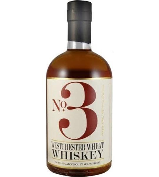 STILLTHEONE DISTILLERY WESTCHESTER NO. 3 WHEAT WHISKEY
