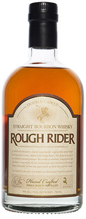 Long Island Spirits Rough Rider Double Casked Straight Bourbon Whisky