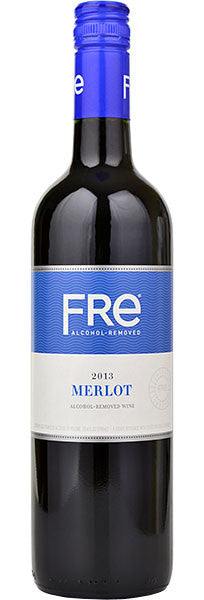 Sutter Home Fre Alcohol Removed Merlot NV
