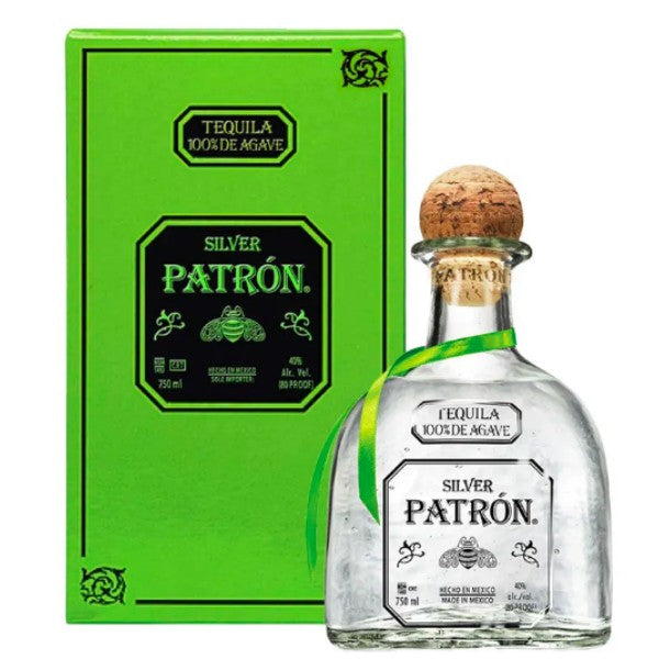 Patron Silver Tequila Pint