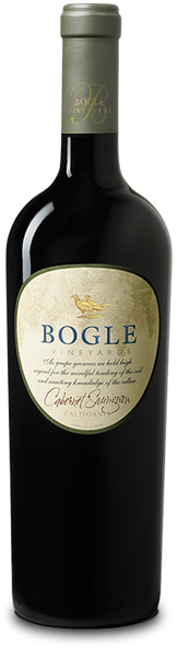 2017 Bogle Vineyards Cabernet Sauvignon
