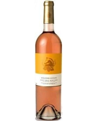 Wolffer Estate Rose Table Wine 2015