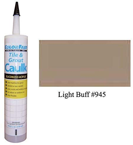 TEC Color Matched Caulk by ColorFast (Sanded) - Various Colors