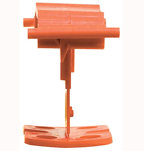 "Tuscan Seamclip Orange for gauged tiles 3/8"" to less than 1/2"" thick (150)"