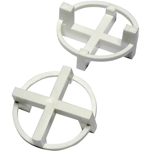 "Tavy Tile Spacer White 1/8"" 500 pcs"