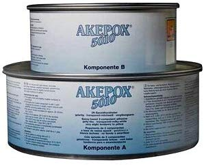 Akemi Akepox Epoxy 5010 Knifegrade - 2.25 Kilograms