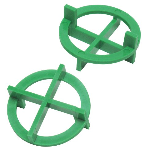 "Tavy Tile Spacers 1/16"" Green"