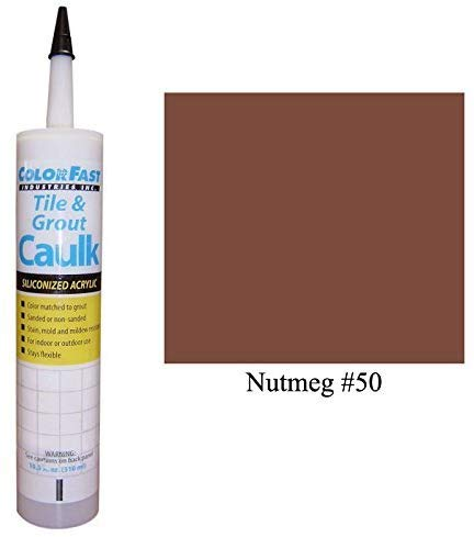 Custom Building Products Color Matched Caulk by Color Fast (Sanded) - Various Colors
