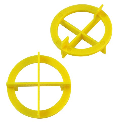 Tavy Tile Spacers 1/32 Yellow