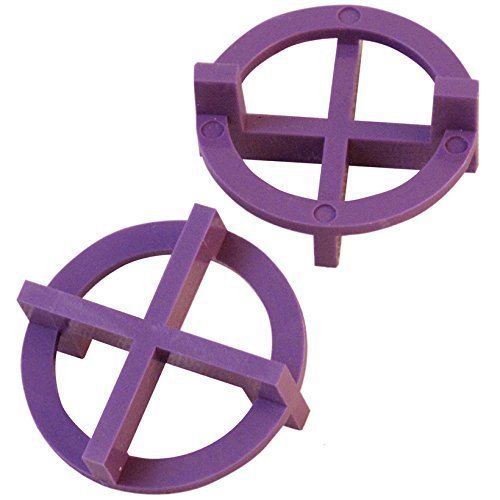 "3/32"" TAVY Tile Spacer, Purple - 2003 (100 Pack)"
