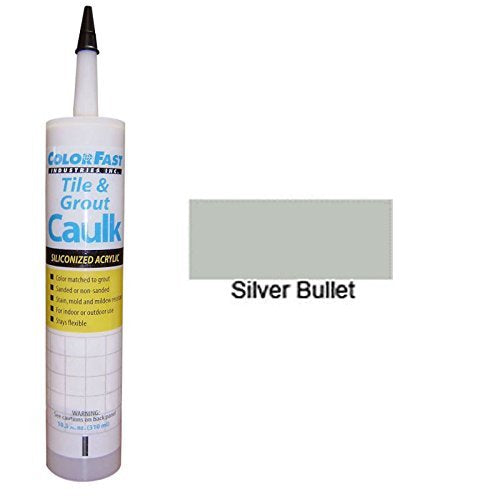 Hydroment Color Matched Caulk by Color Fast (Sanded) - Various Colors