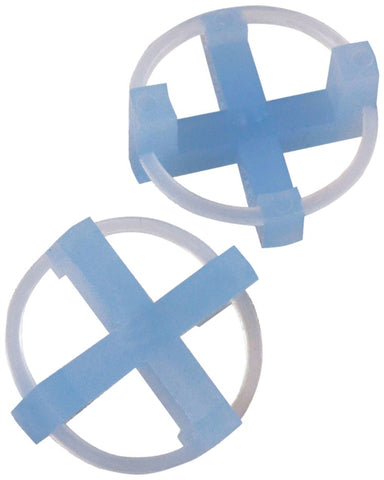 3/16-Inch Tavy Tile Spacer, Blue, 100-Pack