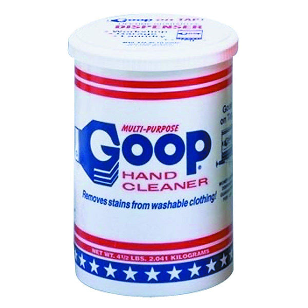 GOOP 40717 Hand Cleaner, 4.5 lb