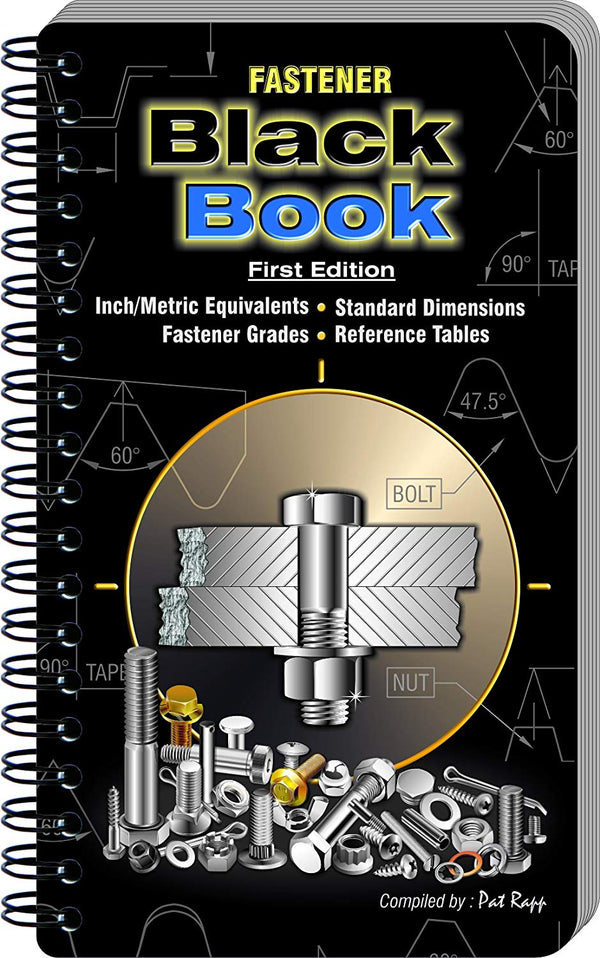 Fastener Black Book Reference Manual