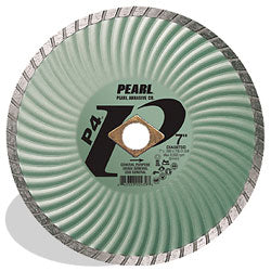 P4™ SD Green Waved Turbo Blades