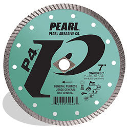 P4™ Gen. Purpose Flat Core Turbo Blade, 12mm Rim
