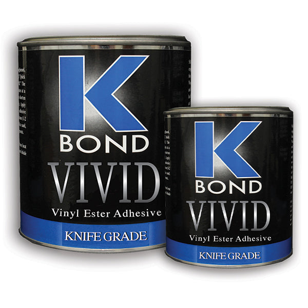 K Bond Vivid - Knife Grade