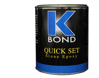 K-Bond QUICK SET Stone Epoxy - Knife Grade