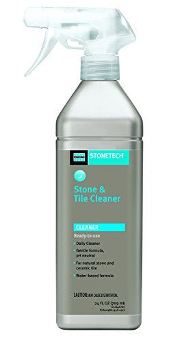 StoneTech Daily Cleaner for Stone & Tile cleaner, 24-Ounce (.710L) Spray Bottle