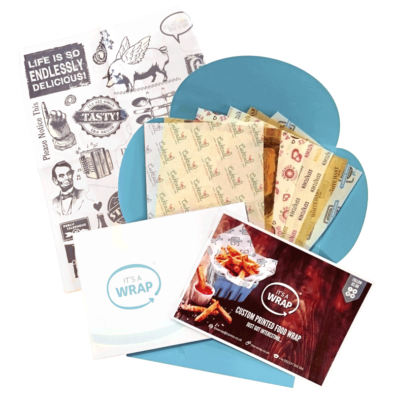 An image of our sample pack