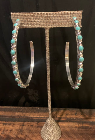 The Zuni Large Hoops