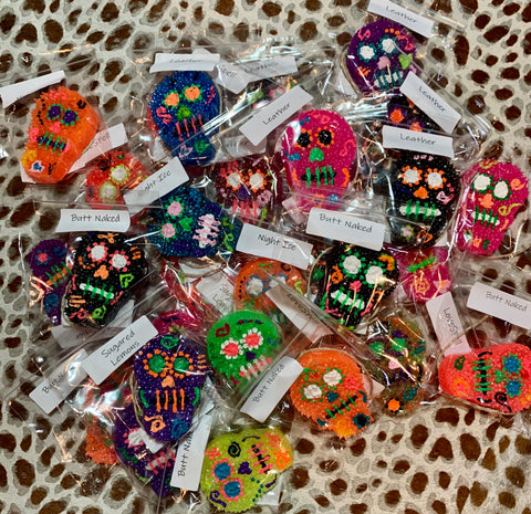 Sugar Skull Car Freshies