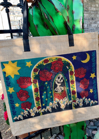Day of the Dead Tote