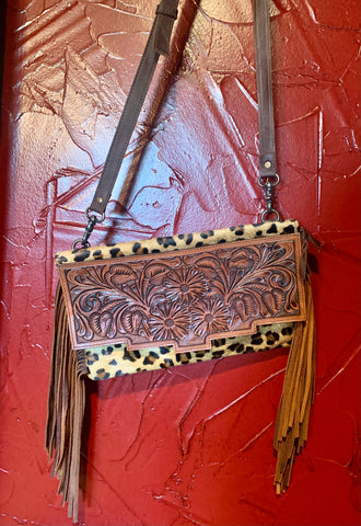 The Montana Fringe Purse