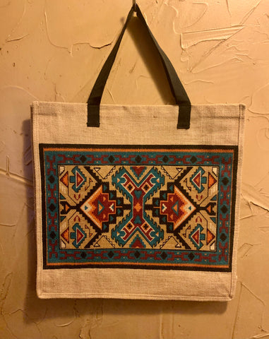 Tribal Jute Bag