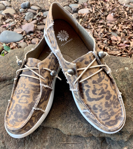 Yellowbox Leopard Olsen Shoes