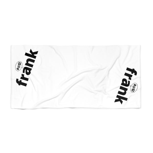 Frank Beach Towel