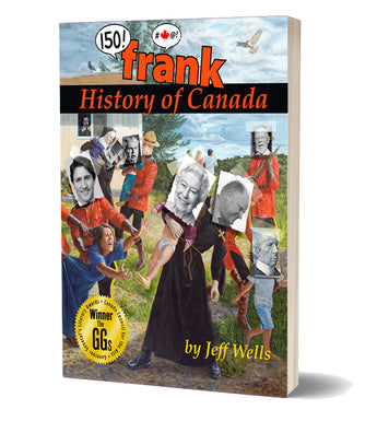 Frank 150 - History of Canada Book