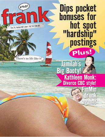 Frank Magazine, Volume 4 Issue 2