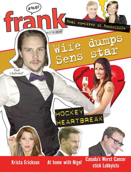 Frank Magazine, Volume 4 Issue 3