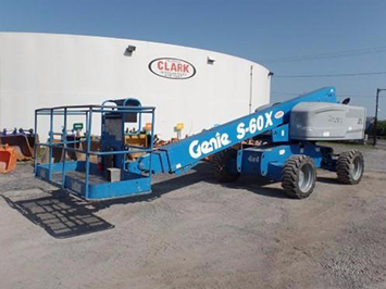 genie boom lift S-60X for sale