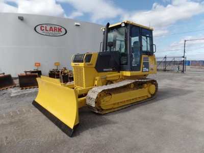 pre-owned certified bulldozer for sale