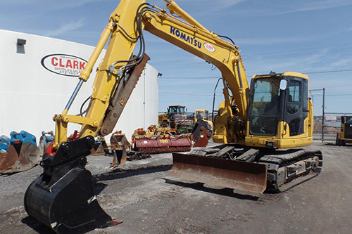 Construction equipment for sale by Clark Equipment