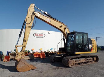 excavators for sale with financing